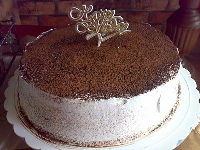 Tiramisu với bột cacao – không chỉ là món quà tặng cho bạn trai mà phù hợp cho bất cứ ai vào dịp sinh nhật