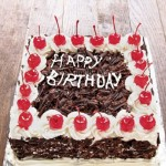 Birthday cake – món quà sinh nhật khắp thế giới