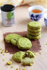 Bánh quy trà xanh bổ dưỡng