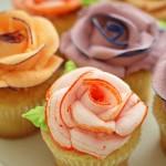 Trang trí cupcake – biến hóa khôn lường của sự sáng tạo
