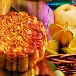 Mâm cỗ trung thu – các loại bánh trung thu và cách bày mâm ngũ quả
