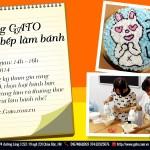 Cùng học làm các loại bánh mới với GATO Baking Space