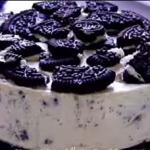 Cách làm bánh cheesecake oreo không cần lò nướng