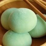 Cách làm bánh mochi trà xanh Nhật Bản