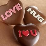 Cách làm chocolate valentine ngọt ngào