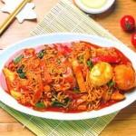 Cách làm bánh gạo cay Hàn Quốc đơn giản tại nhà