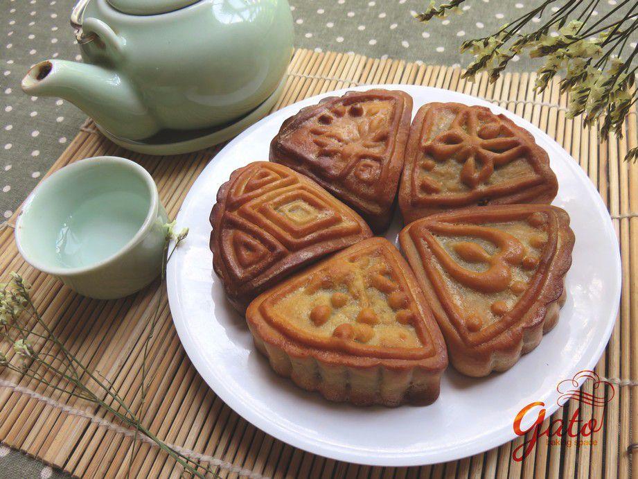 Bánh nướng 5 miếng ghép thơm ngon mà ý nghĩa