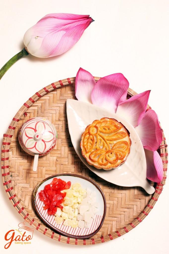 Bánh nướng truyền thống tại Gato Baking Space