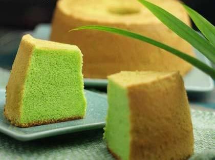 Hương vị tuyệt ngon của bánh chiffon sẽ làm bạn mê mẩn