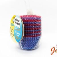 GD341_bộ khuôn cupcake silicon ưilton - hình tròn