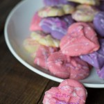 Cookie spritz cho ngày Valentine